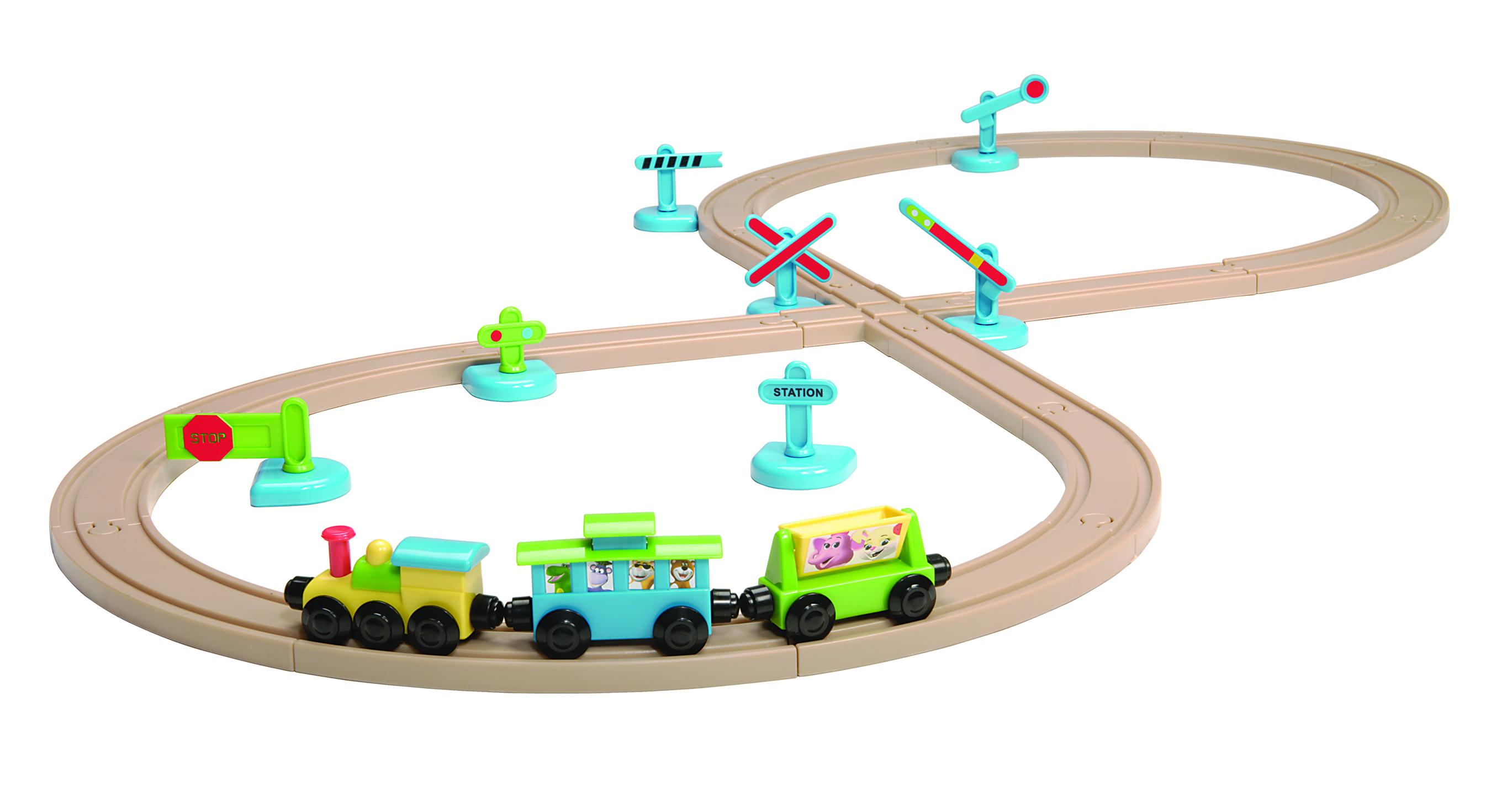 Train baby toys