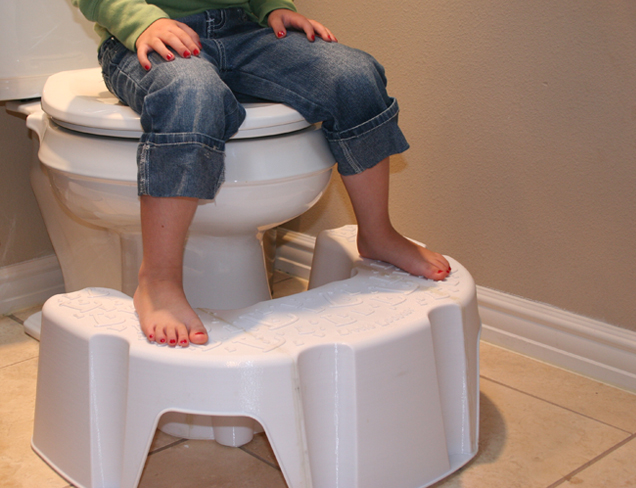 Little Looster Potty Stool Review And Giveaway