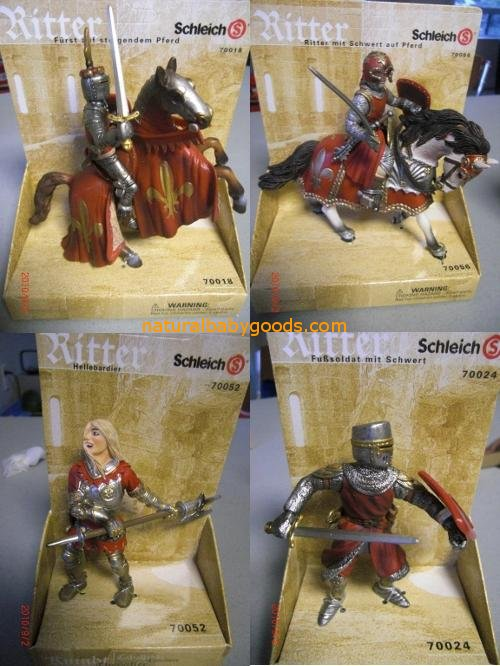 schleich-world-of-knights