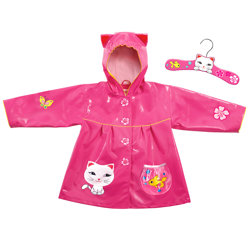 KID'S PERFECT RAIN BUDDY – English Roses Girls Raincoats & Boots from