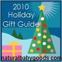 natural baby goods holiday banner