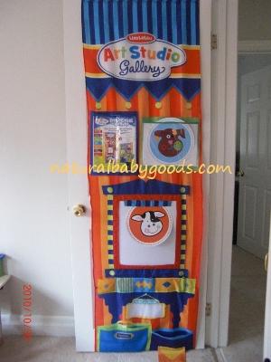 dooreasel1 & Childrenu0027s Art Studio Gallery - Door Easel u0026 Gallery Review And Giveaway