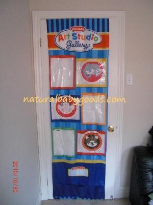dooreasel3 & Childrenu0027s Art Studio Gallery - Door Easel u0026 Gallery Review And Giveaway