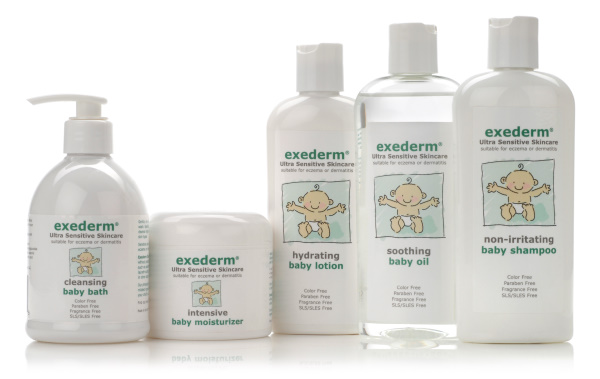 Natural Skin Care For Infant Eczema
