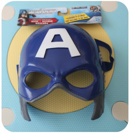 CAPTAIN AMERICA Hero Mask