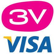 3V VISA Prepaid Voucher