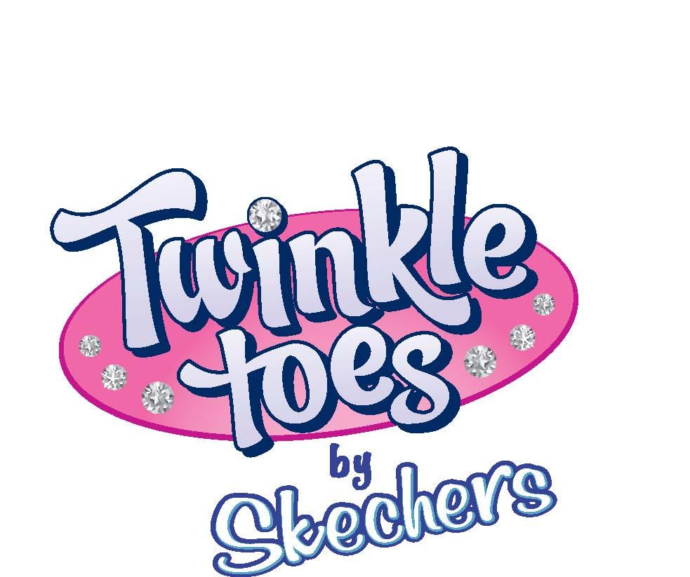 Slikovni rezultat za skechers twinkle toes logo
