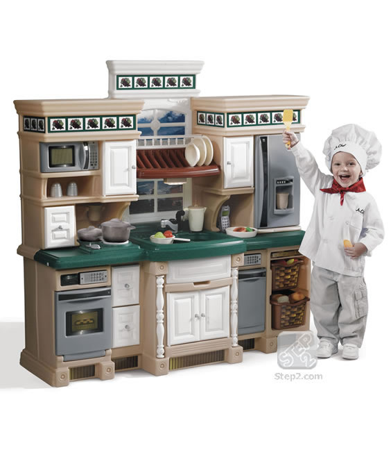Step 2 LifeStyl... Little Tikes Kitchen Playset