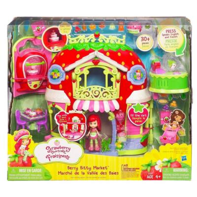 Strawberry Shortcake Berry Bitty Market Playset