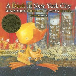 A Duck In New York City Storybook CD