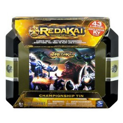 Redakai Championship Tin by Spin Master