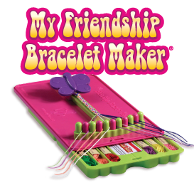 Ribbon Bracelet Maker