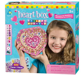 Orb Factory Heart Box
