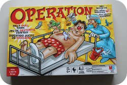 operation by Hasbro