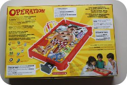 Hasbro Operation silly