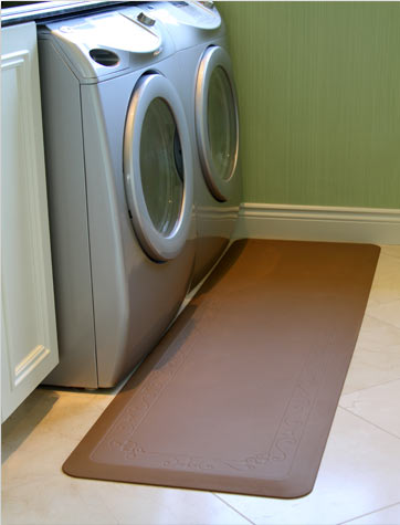 smart step laundry mat