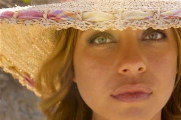 cov-ver straw hat