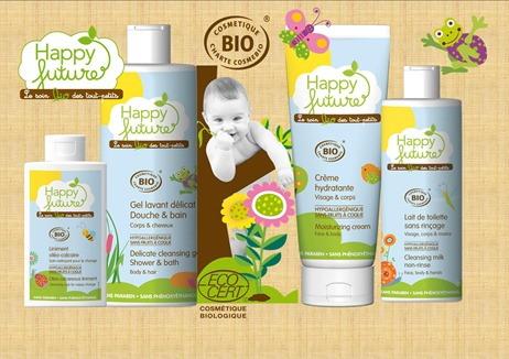 happy future organic baby products review and giveaway