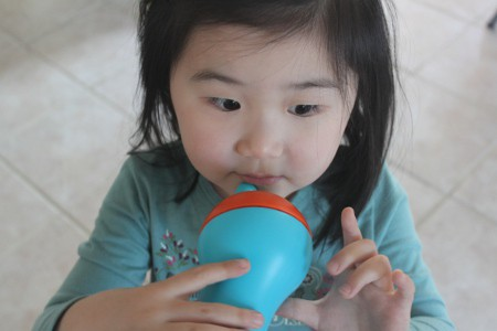 Boon sippy cup