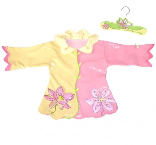 kidorable lotus rain coat