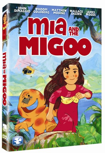 Mia and MIGOO DVD