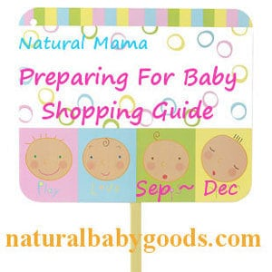 Preparing For Baby Shopping Guide