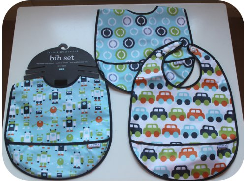 JJ Cole Bib Set