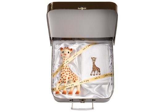 sophie the giraffe gift case
