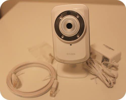 D-Link camera 1100