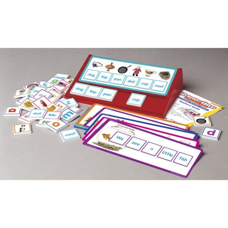 Teaching Tiles Early Learning Tiles Beginning Reading Center