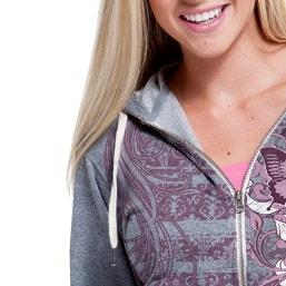 delsol women hoodie
