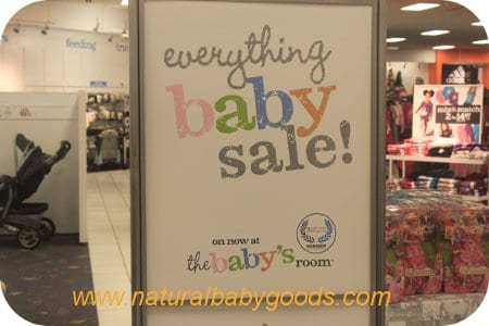 everything baby sale