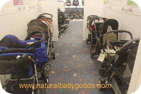 sears baby strollers