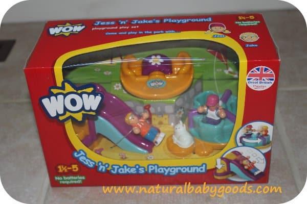 wow toys playground