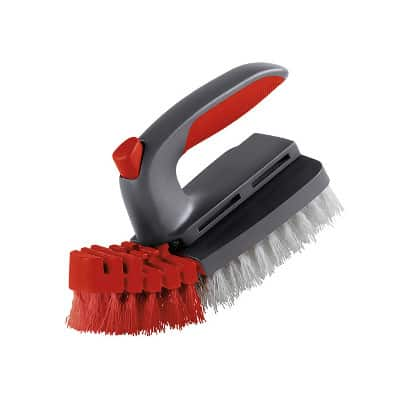 Cleaning Flexible Scrub Brush