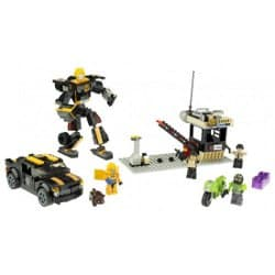 Kre-O Transformers Stealth Bumblebee Set