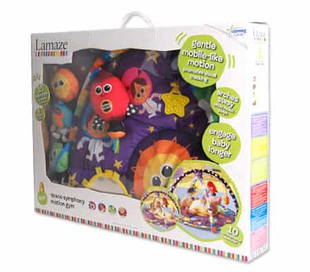 Lamaze Space Symphony Motion Gym from Mastermind Toys