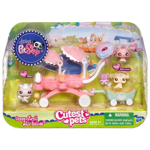 Littlest Pet Shop Castle Littlest Pet Shop