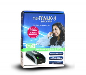 NETTALK DUO WIFI