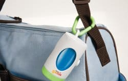 Portable Dispenser Diaper Bag