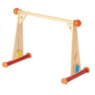 sigikid wooden baby activity center