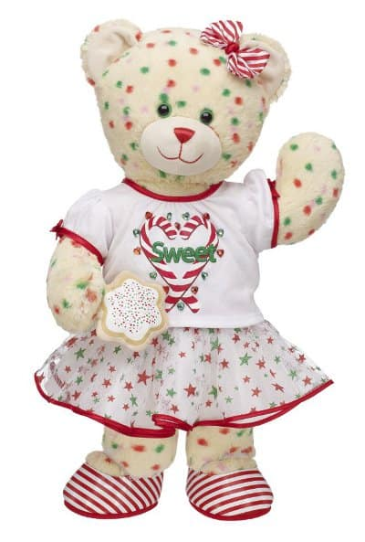 Christmas Cookie Bear