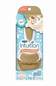 Intuition Pure Nourishment Razor