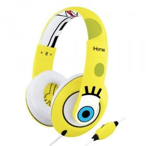 eKids Spongebob headphones