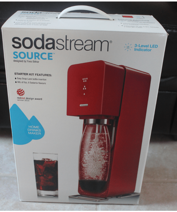 sodastream bubblesmyway source drink maker review and giveaway natural mama. Black Bedroom Furniture Sets. Home Design Ideas