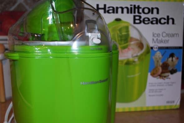 hamilton beach ice maker manual