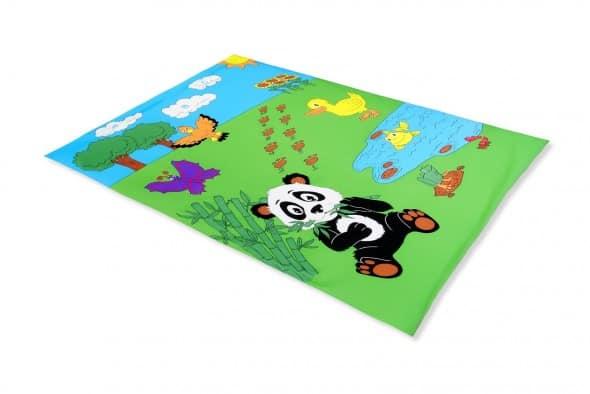 Organic Play Mat By Panda Mat The Perfect Tummy Time