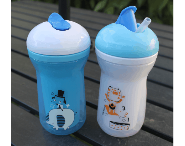Tommee tippee straw cup