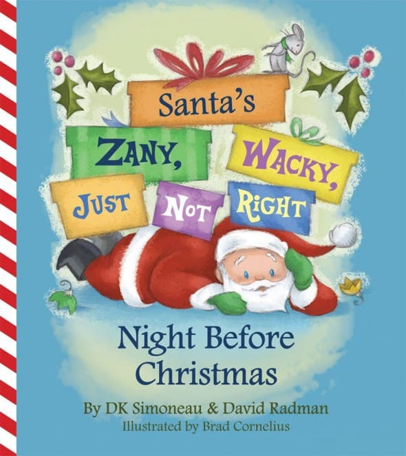 ... RIGHT Night Before Christmas is the perfect story to add to that list