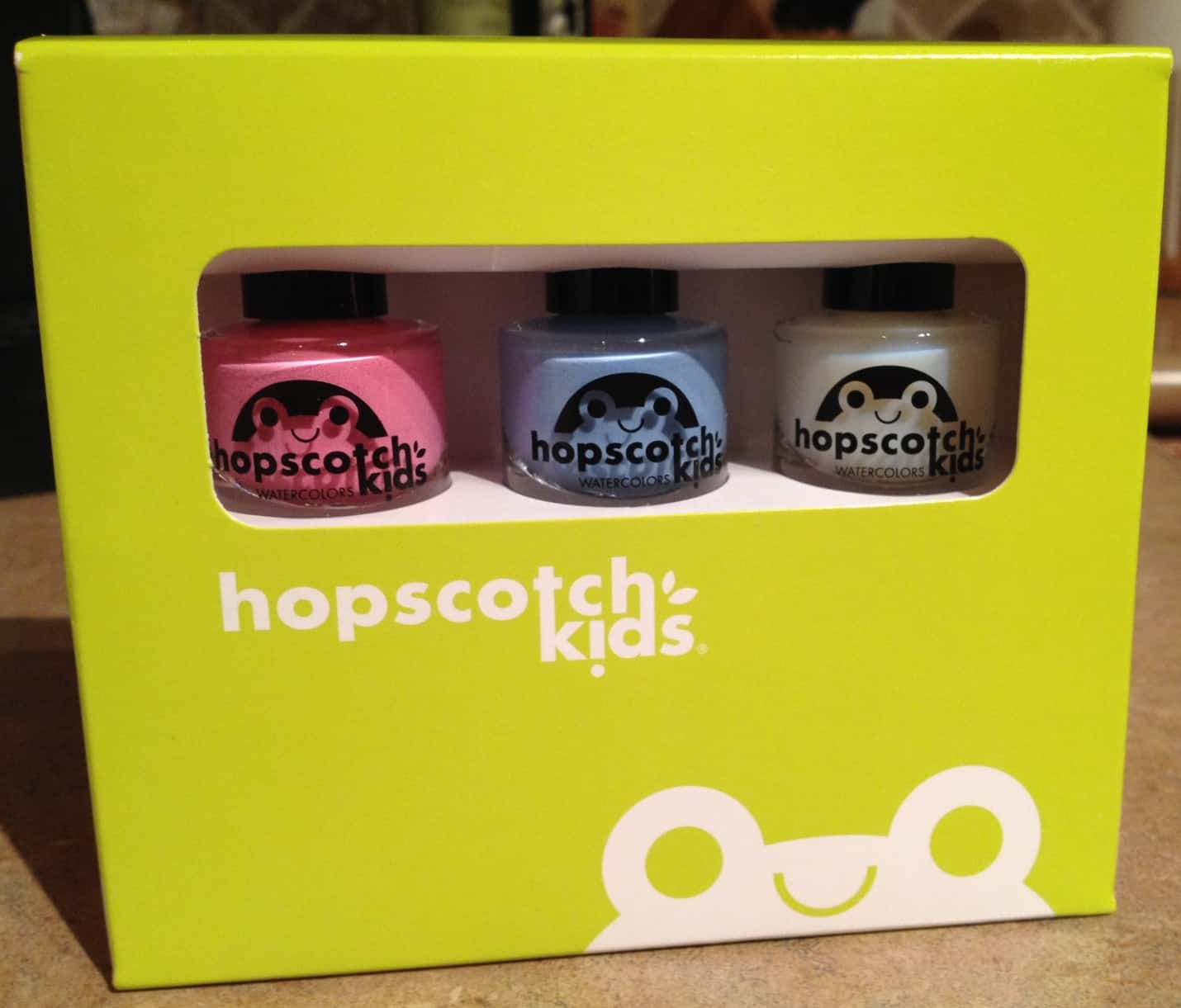 Hopscotch Kids Nail Polish {Review} - Natural Mama